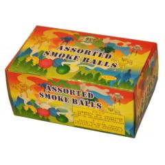 李记烟花喷花玩具类贺岁婚庆庆典开业寿庆系列彩色烟球