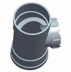 螺旋降噪器-日丰管材