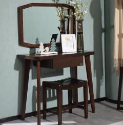 卧室家具-朴素空间梳妆台-A家家居