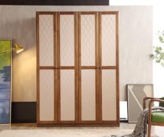 卧室家具-艾尚北欧衣柜-A家家居