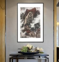 家装配画-江山如画-扬剑画廊