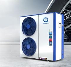 变频增焓采暖热泵-智领双擎-纽恩泰空气能