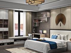 卧室定制-卧室系列-米森世纪全屋定制