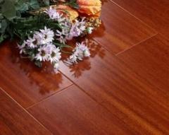 复合地板-圆盘豆淋辊抗污锁扣-大卫地板