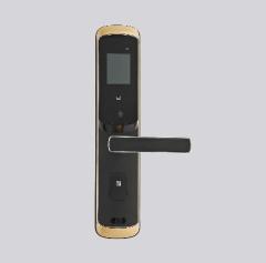 智能锁-名门人脸智能F8-名门静音门锁