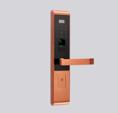 指纹锁-名门时尚EZ16-名门静音门锁