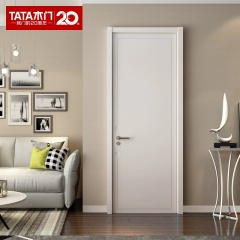 卧室门-现代简约AC021静音门-TATA木门