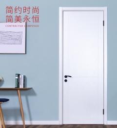 卧室门-现代时尚@003-TATA木门
