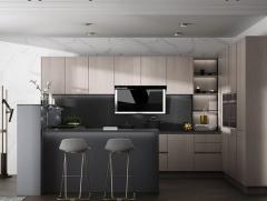 不锈钢橱柜-现代简约系列维也纳2-金牌厨柜