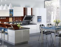 不锈钢橱柜-现代简约系列亚丁-金牌厨柜