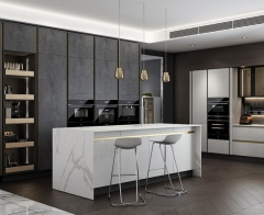 不锈钢橱柜-东方轻奢系列国色-金牌厨柜