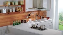 不锈钢橱柜-现代简约第五大道-金牌厨柜