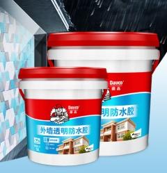 防水胶-修补系列外墙透明防水胶-德高防水