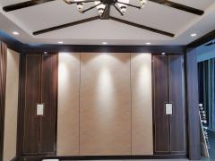 护墙板-中式风格实木定制-如意屋定制馆