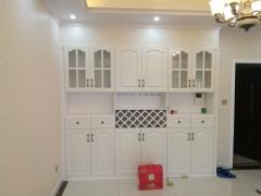 卧室定制-简欧风多层实木柜-如意屋定制馆