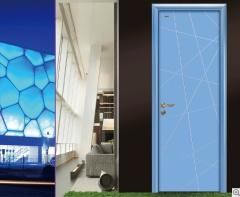 卧室门-全实木门F618-圣堡罗整体门窗