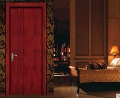 卧室门-泰橡原木门X014-圣堡罗整体门窗