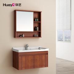 浴室柜-悬挂式现代简约-华艺卫浴