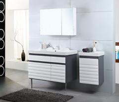 浴室柜-落地式品味系列-鹰卫浴