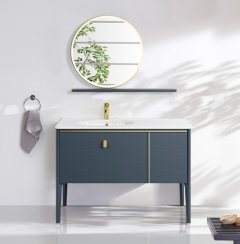 浴室柜-落地式奢华系列-鹰卫浴