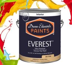 内墙漆-爱尔瑞EVEREST超级环保-美国邓恩涂料