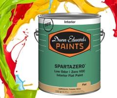 内墙漆-斯巴特SPARTAZERO™零VOC-美国邓恩涂料