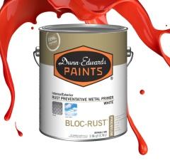 金属漆-底漆布朗斯BLOC-RUST优质防锈-美国邓恩涂料