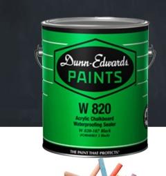 黑板漆-W820-美国邓恩涂料
