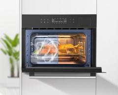 蒸烤一体机-KZQC-40-C905-老板厨房电器
