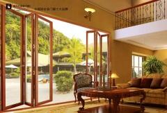 隔断门窗-001重型折叠门-派力仕智能门窗