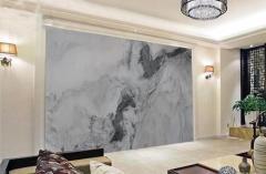 大理石墙面-电视背景墙3-金汇石材