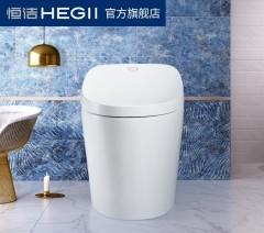 马桶-智能系列双Q智能一体机-恒洁卫浴