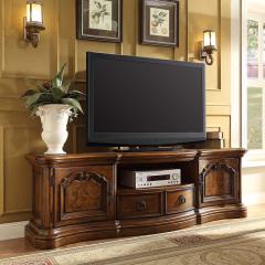 客厅家具-巴洛克风格电视柜茶几-宽邸家居
