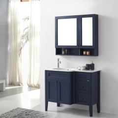 浴室柜-落地式海豚之音-金牌卫浴