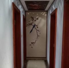 墙布-走廊墙布背景-美家美户软装