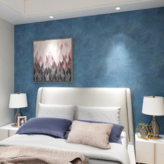 艺术漆墙面-丝绸系列揉刀-沐瑟进口艺术涂料