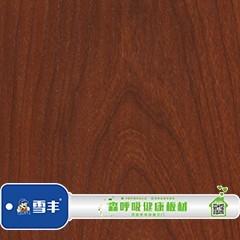 生态板-18E0杉木芯玫瑰梨木-雪丰板材