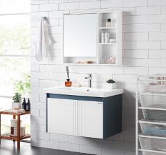 浴室柜-悬挂式简居系列-惠达卫浴