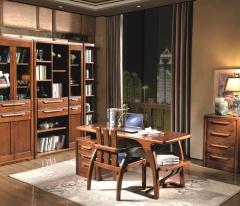 书房家具-ELD205系列-富丽真金家具