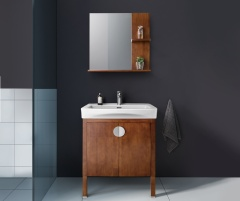 浴室柜-落地式简轩系列HBT507602N-080-恒洁卫浴