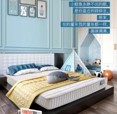 床垫-青少年护脊床垫童年Ⅱ系列-美国舒达床垫
