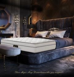 床垫-静音独立筒装弹簧吉维尼PLUS系列-梦神床垫