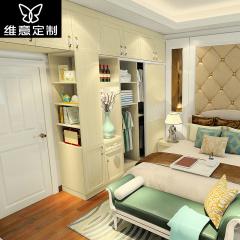 卧室定制-简约现代风格-维意定制