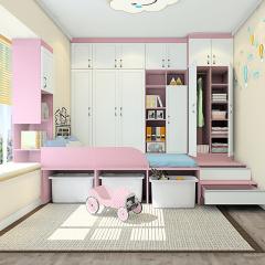 儿童房定制-梦想开始的地方-维意定制