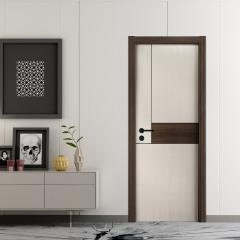 卧室门-米兰印象环保免漆-欧铂尼木门
